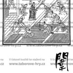 Táborová hra čína diplom