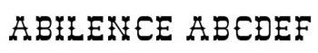 Abilence CE